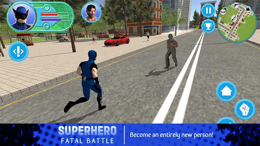 Superhero Fatal Battle for PC