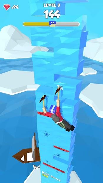 Crazy Climber! Android App Screenshot