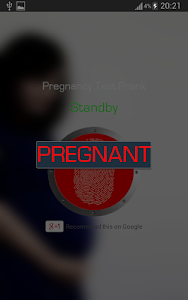 Pregnancy Test Prank screenshot 3