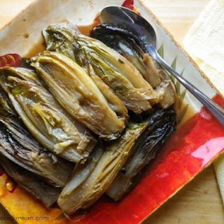 Braised Belgian Endive Recipe