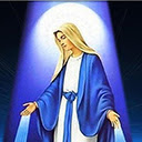 Virgin Mary Wallpapers NewTab Theme