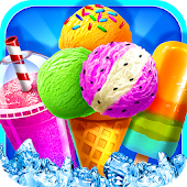 Dessert Cooking Game - Ice cream &Popsicle &Juice