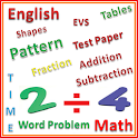 English Math Tutorial for CBSE icon