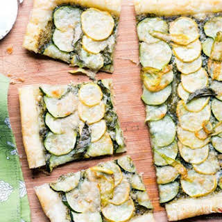 Puff Pastry Zucchini Recipes.