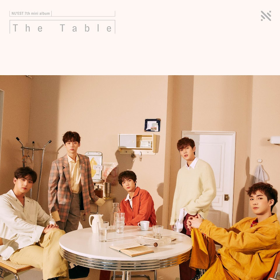 nuest the table
