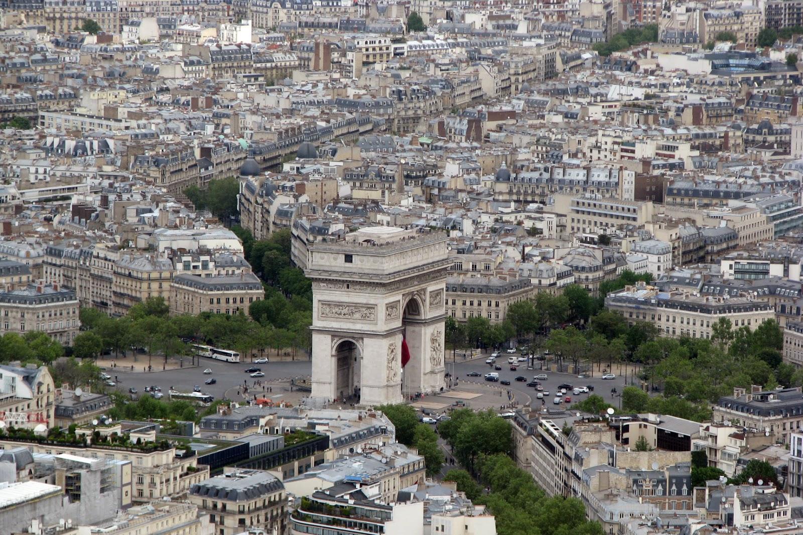 Recomendaciones para hospedarte en París