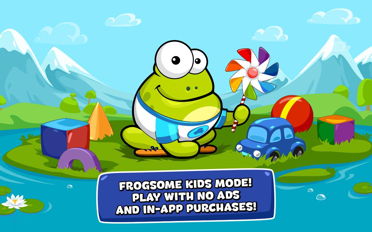 Tap the Frog Faster- screenshot
