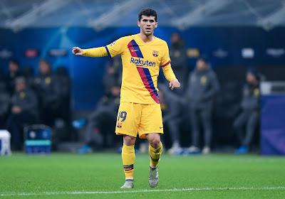 Le Barça prête un médian à Getafe