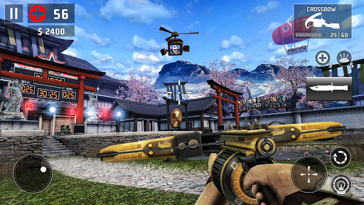 DEAD TRIGGER 2 - Zombie Game FPS shooter 1.6.9 screenshots 19