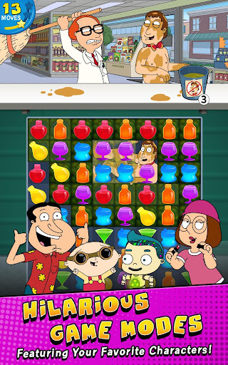Family Guy- Another Freakin' Mobile Game 1.15.13 screenshots 2
