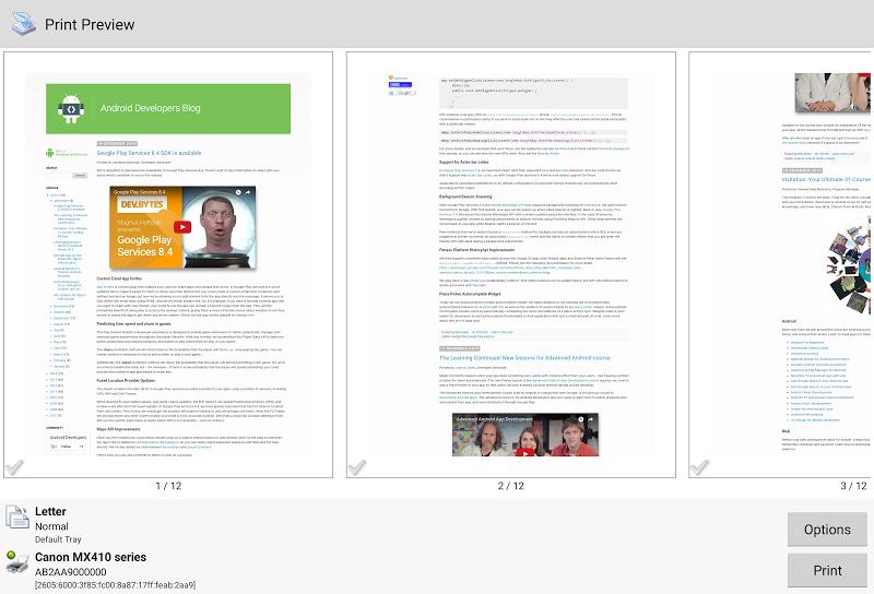 Mobile Print - PrinterShare Screenshot 7