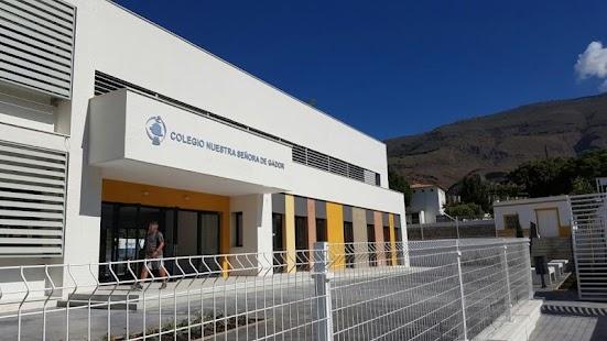 sphiral - colegio Nuestra Señora de Gádor - náhled