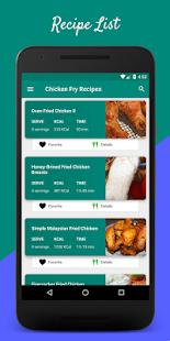 Chicken Fry Recipe : Fried Chicken Recipe - náhled