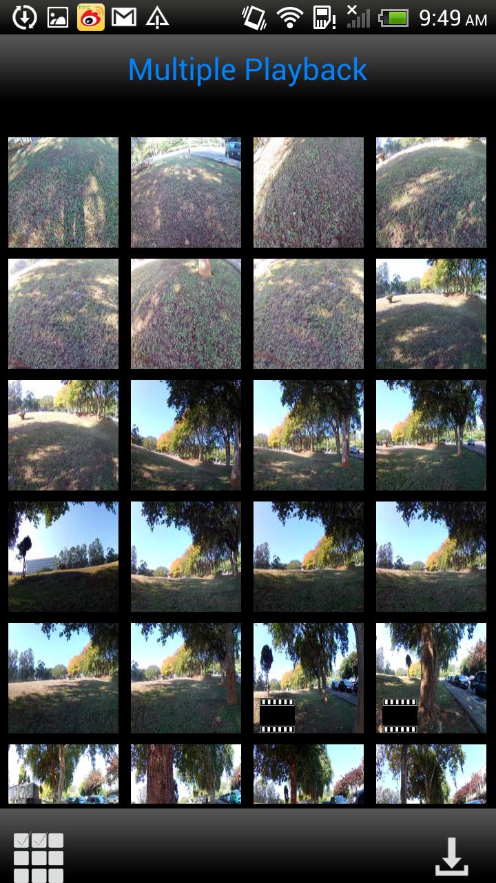 Скриншот DENVER ACTION CAM 2