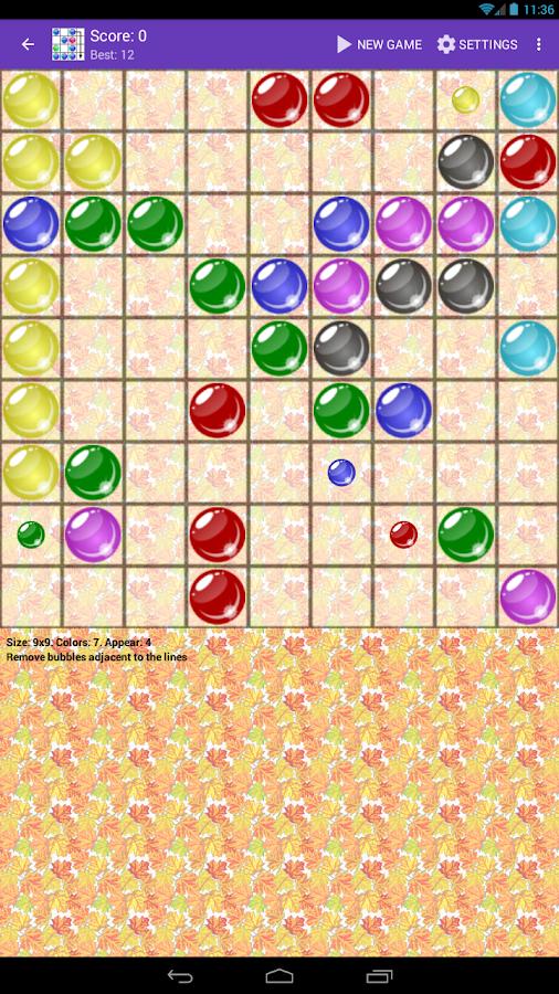 puzzle bublle