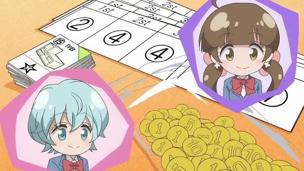 放課後さいころ倶楽部 11話「みんなのゲーム」動画