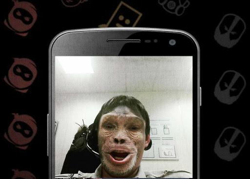 Video Selfie For MSQRD ME BETA screenshot