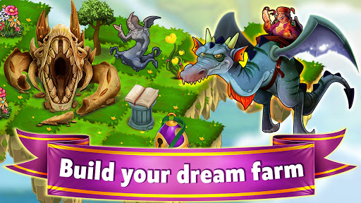 Dragon Land - Free Merge and Match Puzzle Game 0.36 screenshots 5