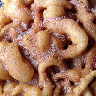 Funnel Cake Without Baking Powder Recipes.