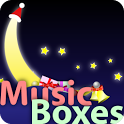 My baby Xmas Carol music boxes icon