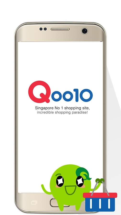 Qoo10 Singapore Shopping App- screenshot