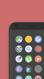 Mino - Icon Pack Screenshot