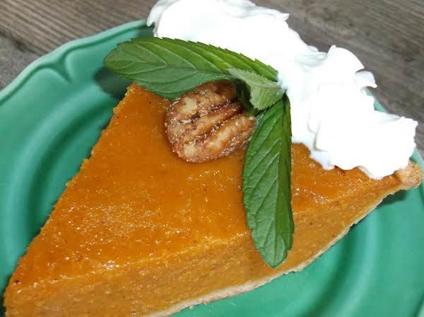 Ky Bourbon Sweet Potato Pie Recipe