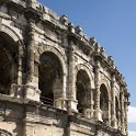 Amphitheatre of Nîmes icon