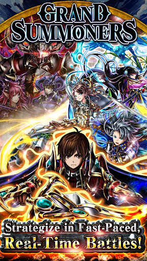 Grand Summoners - Anime Action RPG apkmr screenshots 2