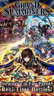 Grand Summoners MOD Apk 3.5.2 (Unlimited Money) 4