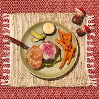 Gouda Cheese Burger Recipes.