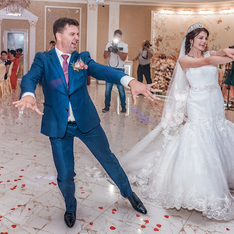 Wedding photographer Nikolay Vakatov (vakatov). Photo of 14.11.2017