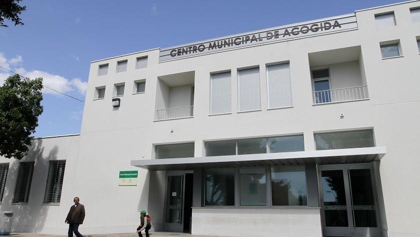 El Centro Municipal de Acogida es uno de los edificios que estaría afectado