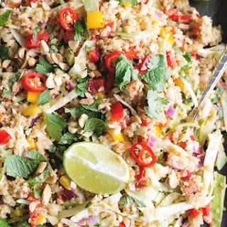 Lemongrass Dressing Salad Recipes.