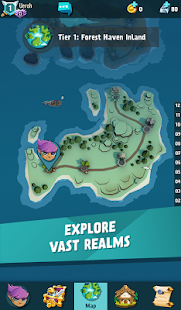 Pocket Legends Adventures- screenshot thumbnail