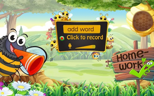 Spelling Bug 2nd Grade Words- screenshot thumbnail