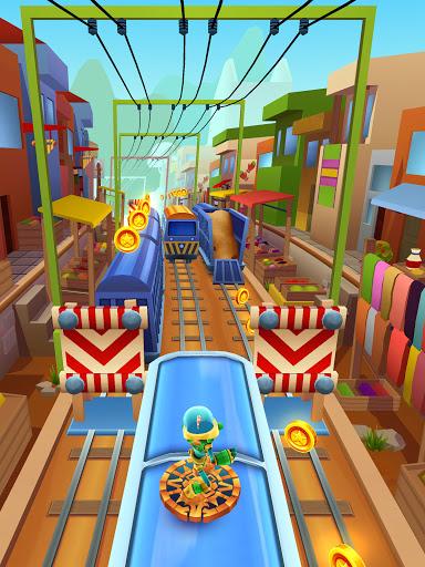 Télécharger Des Jeux Subway Surfers Gratuite