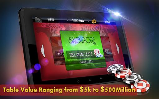 Poker Offline Online 1.50 screenshots 1