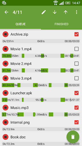 Advanced Download Manager Pro v6.1.7 b61741 [Paid]
