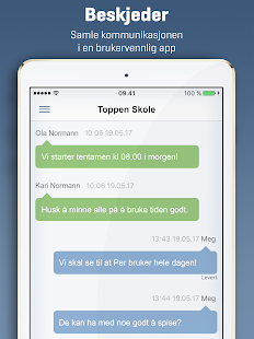 Transponder SMS- screenshot thumbnail
