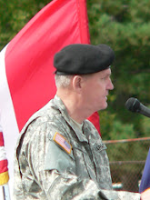 Photo: COL Fred Umphrey, former Battalion Commander