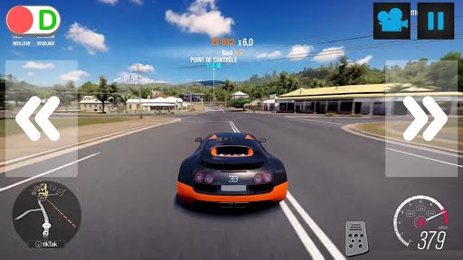 City Driver Bugatti Veyron Simulator 2 1