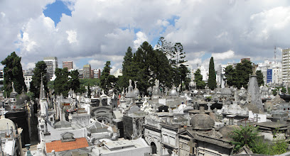 Photo: Buenos Aires Argentina cemetary