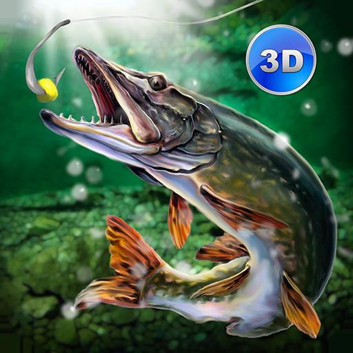 Fishing Simulator: Catch Wild (game)