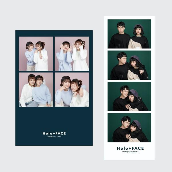 韓系攝影-holo+face韓式照相館-閨蜜、情侶照