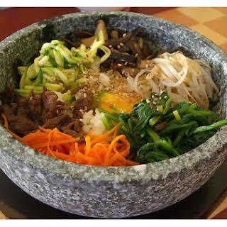 Korean Chicken Soup.