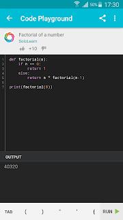 Learn Python screenshot 03