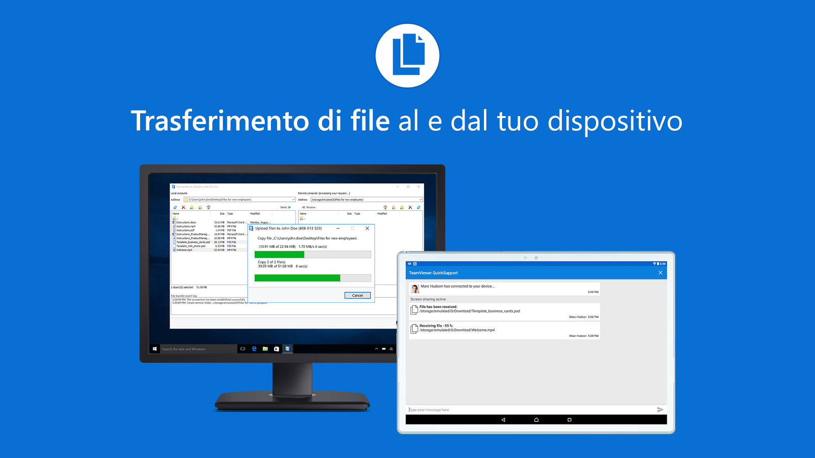 TeamViewer QuickSupport- screenshot