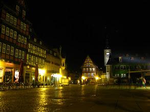 Photo: Quedlinburg nocą