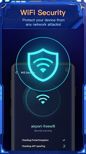 Nox Security - Antivirus Master, Clean Virus, Free 1.8.8 Screenshots 8
